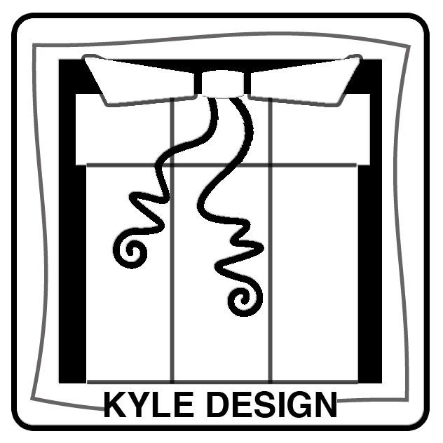 Kyle Design Logo for Etched Metal Gifts