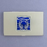 Chinese New Year Gift 2020 Rat Business Card Case