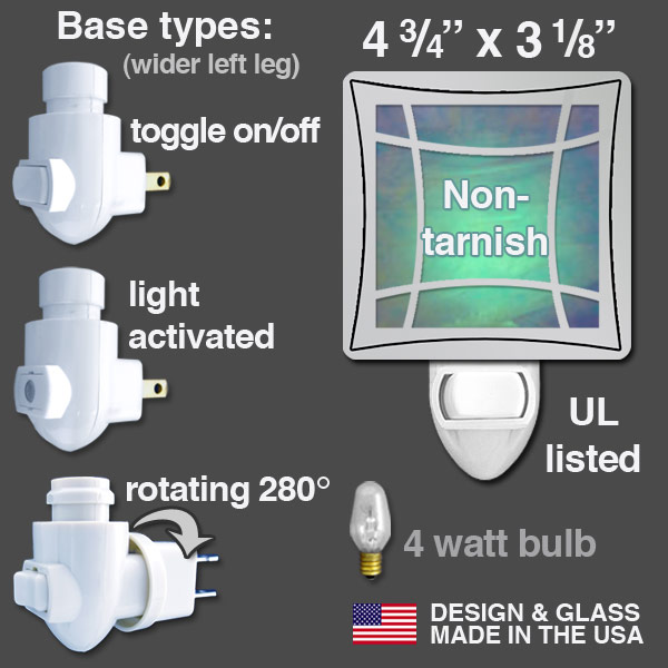 Night Light Features