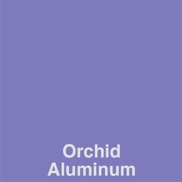 Orchid Aluminum Color