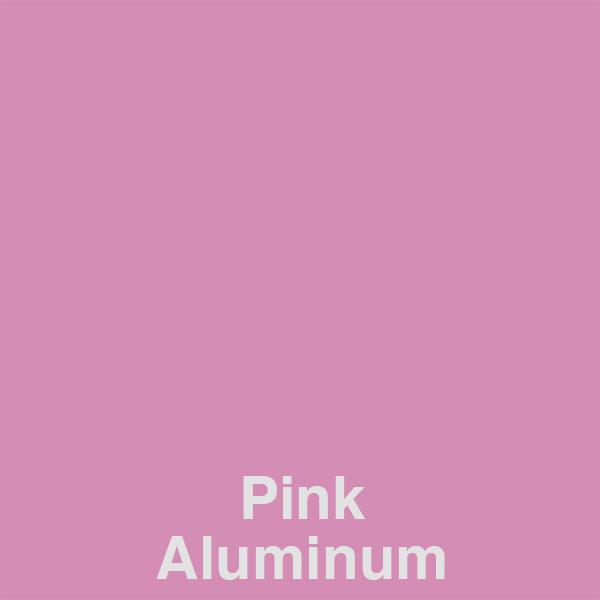 Pink Aluminum Color