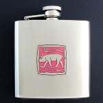 Chinese New Year Gift 2019 Boar Flask