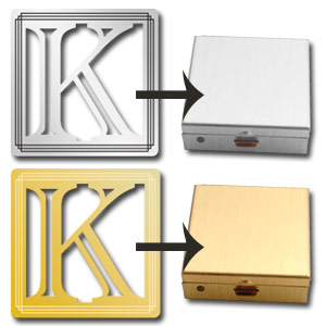 Customized Gifts in Silver or Gold