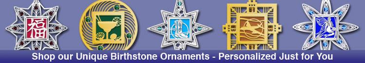 Shop Birthstone Ornaments