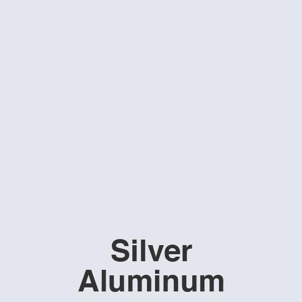 Silver Aluminum Color