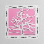 Silver - Pink Aluminum