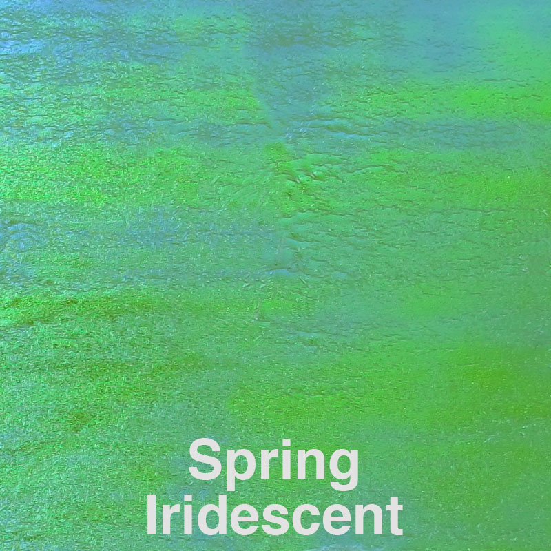 Spring Iridescent Color