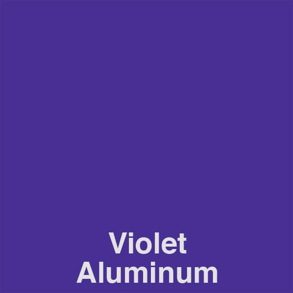 Violet Aluminum Color