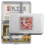 Metal Wallets & Cigarette Cases