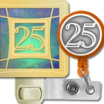 Number 25 Gifts