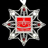 Blood Drop Ornaments