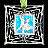 Ballroom Dance Holiday Ornaments