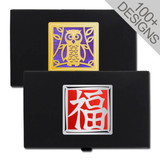Black Designer Business Card Holders