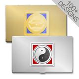 Medallion Business Card Holders in Original Designs