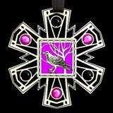 Raven Ornament