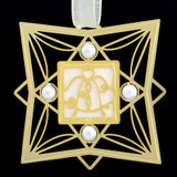 Wedding Bell Ornament