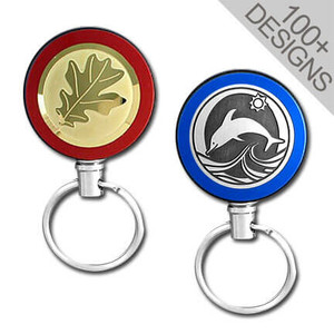 Custom Retractable Key Reels