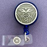 Registered Nurse ID Badge Holders