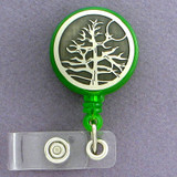 Tree of Life ID Badge Holders