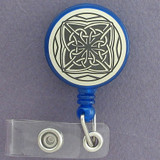 Celtic Knot ID Badge Holders