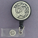 Ram Designer Retractable ID Tag Badge Holders