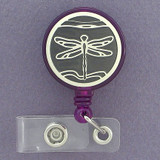 Dragonfly ID Badge Holders