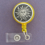 Sunshine ID Badge Holders