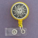 Sunshine ID Badge Holders