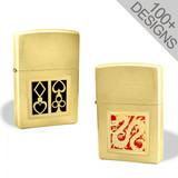 Brass Cigarette Lighter