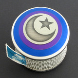 Islamic Star & Crescent Stamp Dispenser