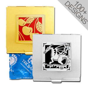Cool Condom Cases Protect Condoms