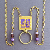 Tree of Life Beaded Lanyard Necklaces or Eyeglasses Holders