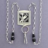 Construction Tools Necklace Lanyard or Beaded Glasses Holder