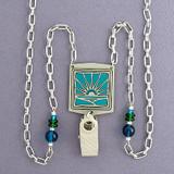 Sunrise Beaded Necklace Lanyards or Eyeglass Necklaces