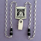 Buddha Badge Lanyard Necklaces
