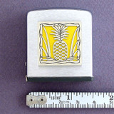 Pineapple Metal Tape Measures