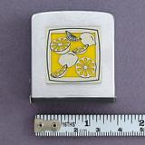 Lemon Metal Tape Measure
