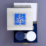 Tree of Life Contact Lens Case