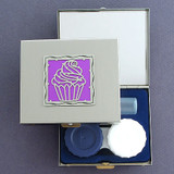 Cupcake Contact Lens Cases