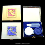 Angel Contact Lens Travel Cases