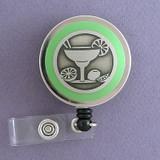 Lime Margarita Badge Reel for Bartenders