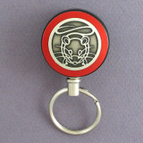Red Mouse Key Reel