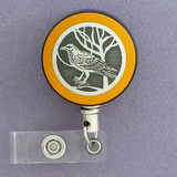 Raven Badge Holders - Retractable Steel Cord