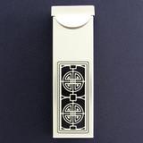 Crest Symbol Toothpick Holder