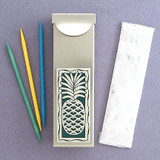 Pineapple Toothpick Holder Case