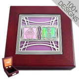 Create Your Own Wood Memory Box