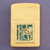 Tiger Cigarette Lighter