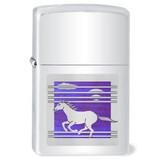 Wild Mustang Cigarette Lighter