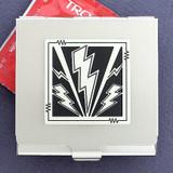 Lightning Bolt Condom Case