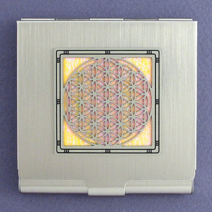 Flower of Life Compact Mirrors